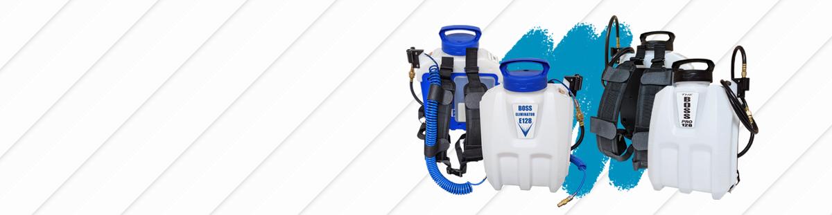BOSS PRO Spray Applicators